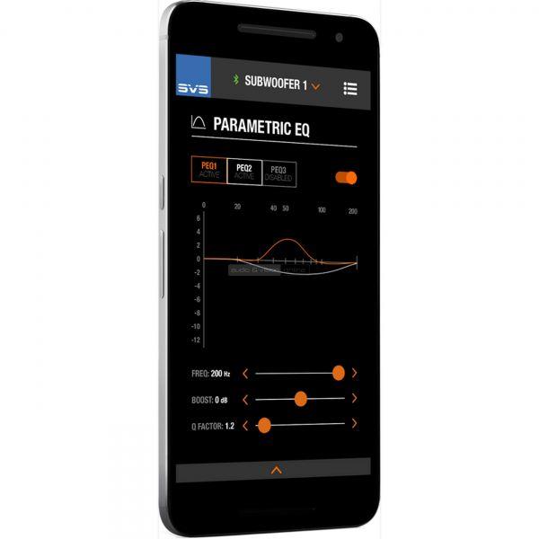 SVS 2000 Pro App