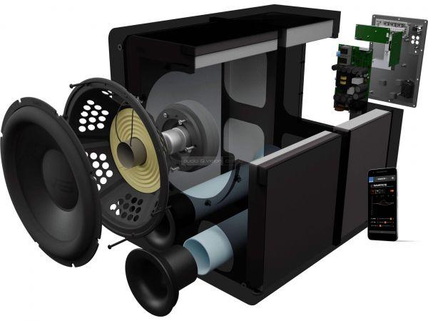 SVS PB-2000 Pro aktív mélyláda