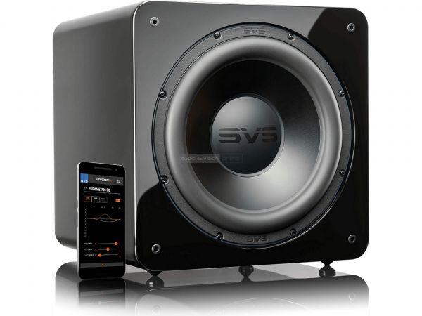 SVS SB-2000 Pro aktív mélyláda