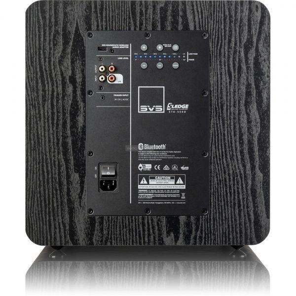 SVS SB-2000 Pro mélyláda hátlap