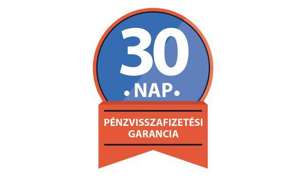 SVS 30 nap pénzvisszafizetési garancia
