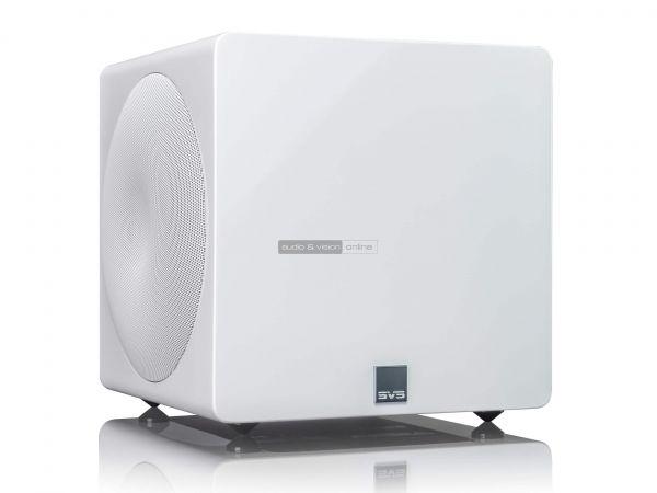 SVS 3000 Micro fehér mélyláda