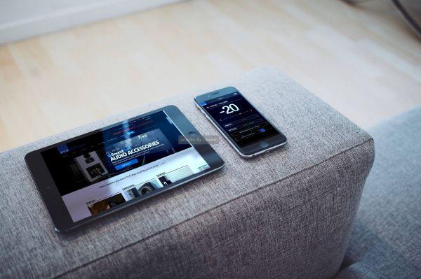 SVS 3000 Micro aktív mélyláda App