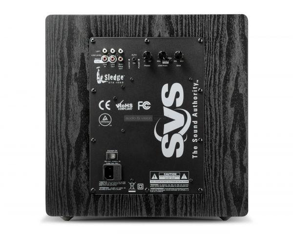SVS SB12-SND aktív mélyláda hátlap