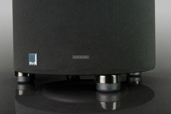 SVS PC-2000 Pro aktív mélyláda SoundPath talp