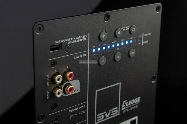 SVS PC-2000 Pro aktív mélyláda