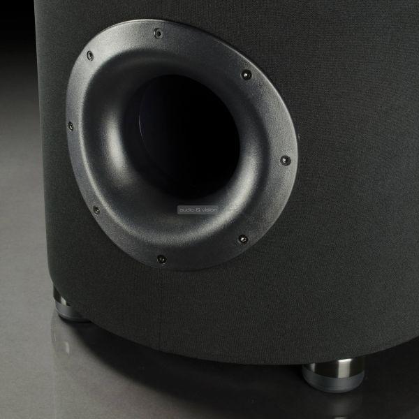 SVS PC-2000 Pro aktív mélyláda reflexport