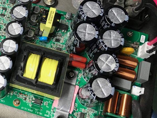 SVS PC-2000 Pro aktív mélyláda erősítő