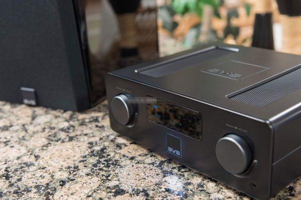 SVS Prime Wireless SoundBase sztereó erősítő