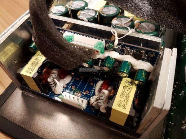 SVS SB16-Ultra amp