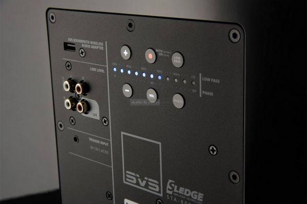 SVS SoundPath Wireless vezetéknélküli jeltovábbító SB-3000 mélyláda