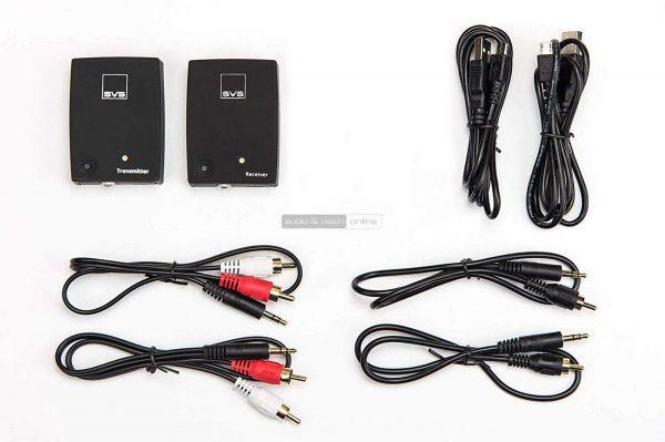 SVS SoundPath Wireless vezetéknélküli jeltovábbító tartozékok