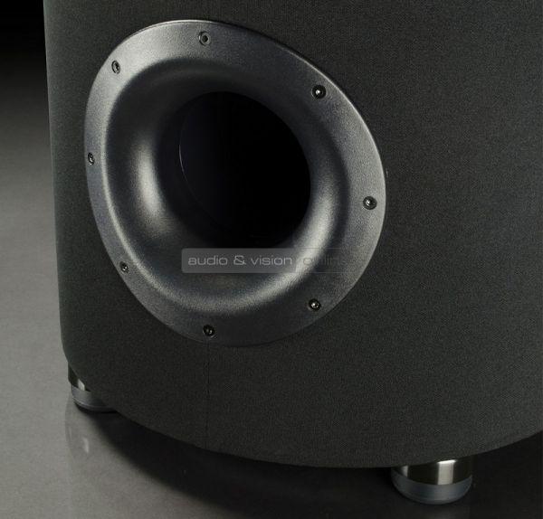 SVS PC-2000 mélyláda SoundPath rezgéselnyelő talppal