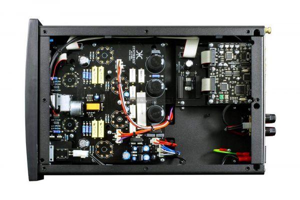 Synthesis Roma 96 DC+ csöves erősítő belső