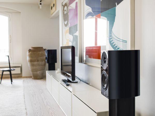 System Audio pandion 2 állványos hangfal