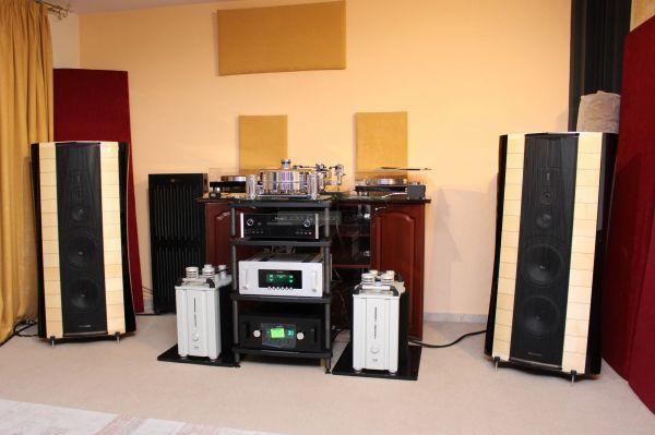 T+A M 40 HV monoblokk az Audiophile Szalonban