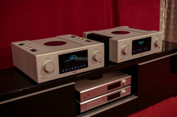 T+A MP 3000 HV és PA 3000