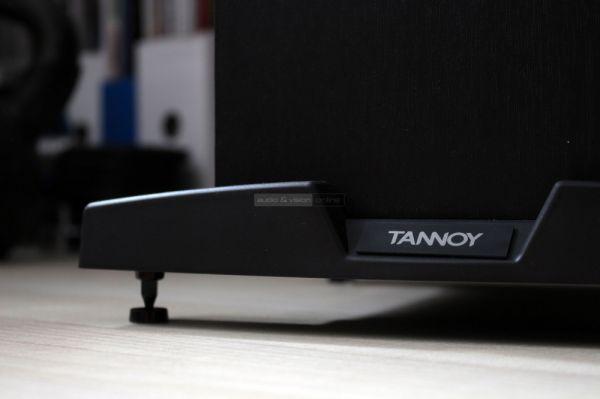 Tannoy Eclipse Two hangfal tüske