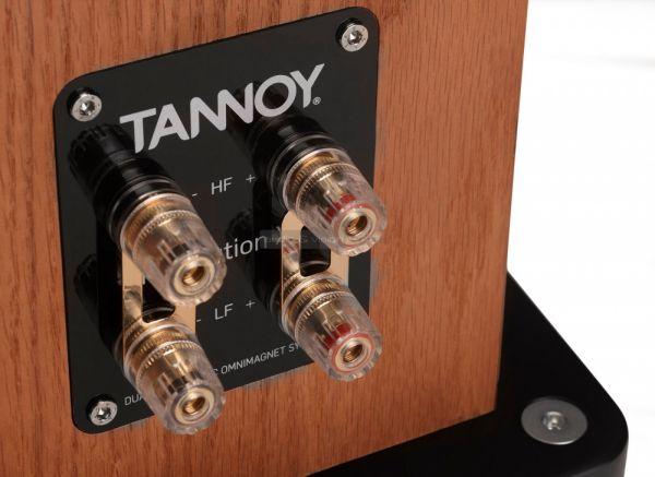 Tannoy Revolution XT 6F hangfal csatlakozó