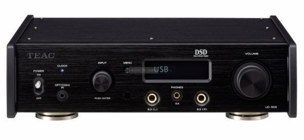 TEAC UD-505 fejhallgató erősítő és DAC