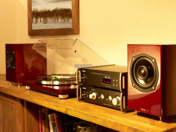 TEAC AX-501 phono erősítő