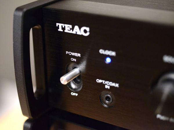 TEAC NT-505 hálózati zenelejátszó