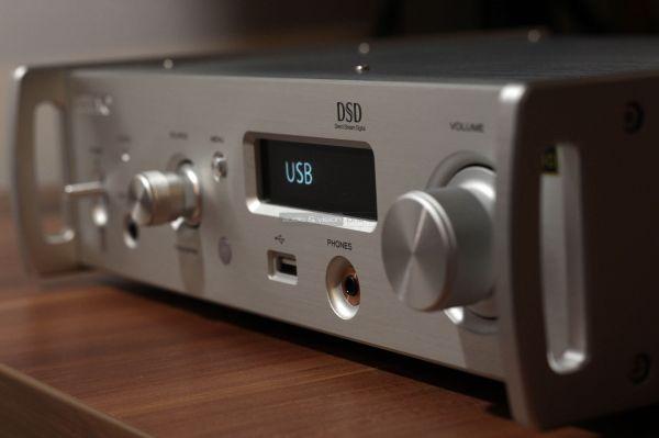 TEAC NT-505 hálózati zenelejátszó és USB DAC