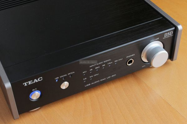 TEAC UD-301 DAC