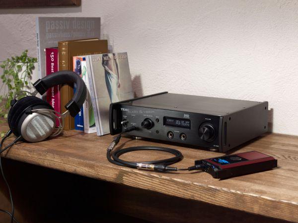 TEAC UD-503 USB DAC és HA-P90SD-R