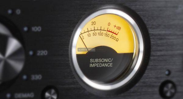 TEAC PE-505 phono előerősítő
