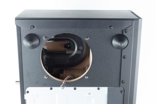 Technics OTTAVA f SC-C70 hifi rendszer belső