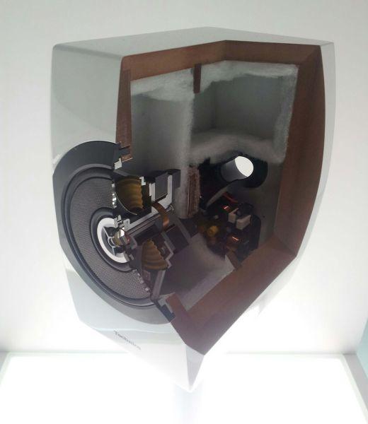 Technics SB-C700 hangfal