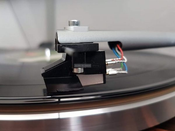Thorens TD 206 vinyl lemezjátszó hangszedő