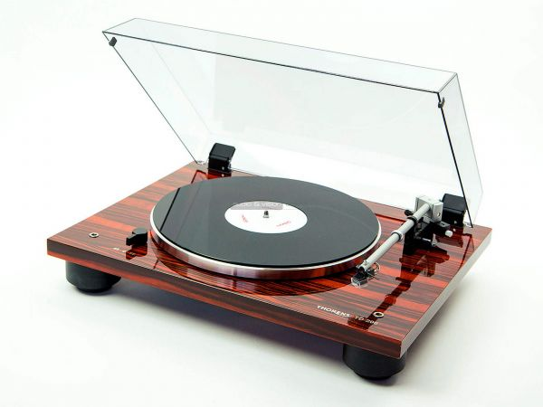 Thorens TD 206 vinyl lemezjátszó