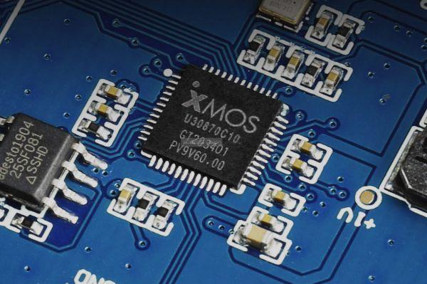 Topping D30 Pro DAC XMOS
