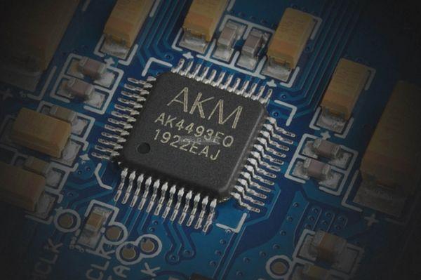 Topping E30 DAC AKM AK4493EQ