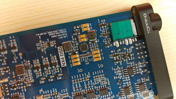Topping NX4 DSD USB DAC