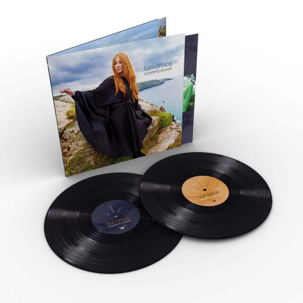 Tori Amos Ocean to Ocean vinyl