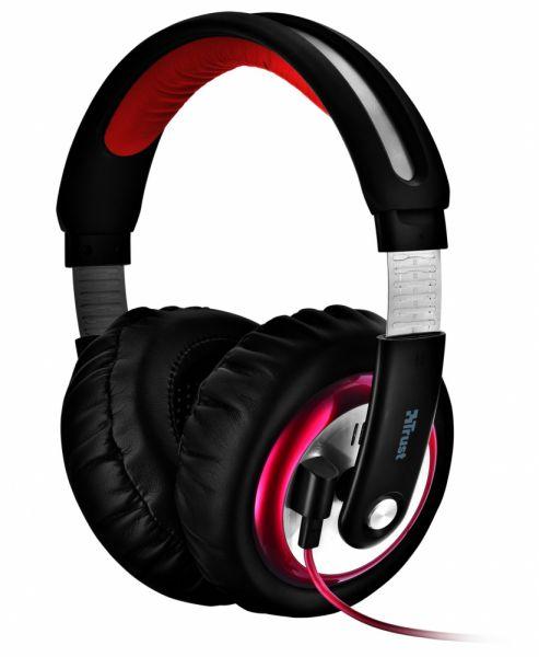 Trust Mamut Comfort mikrofonos headset teszt 87882a2ab6