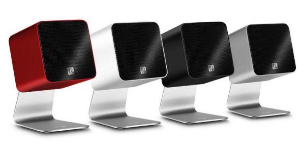 UCube hangrendszer négyféle színben
