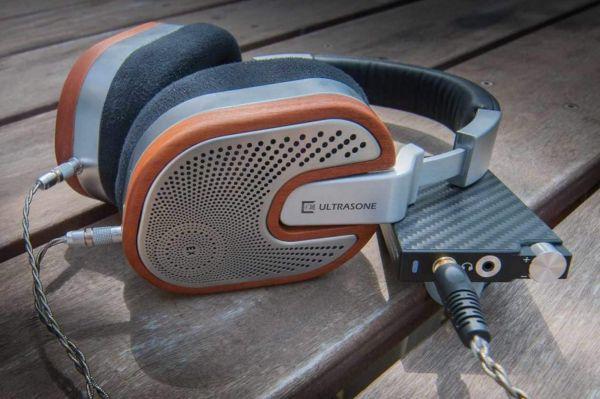 Ultrasone Panther fejhallgató erősítő