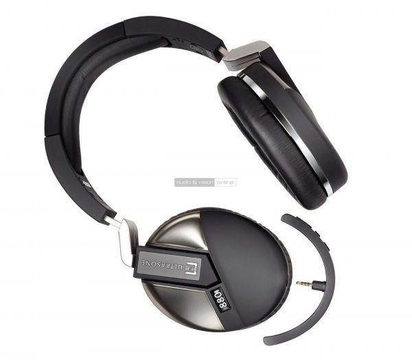 Ultrasone Performance 880 fejhallgató és SIRIUS Bluetooth adapter