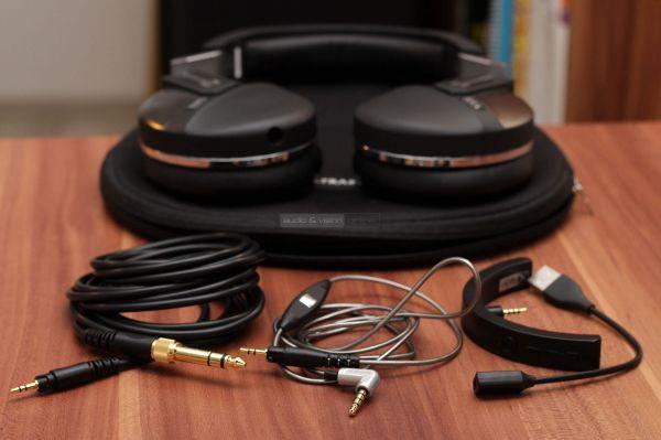 Ultrasone Performance 880 fejhallgató tartozékok