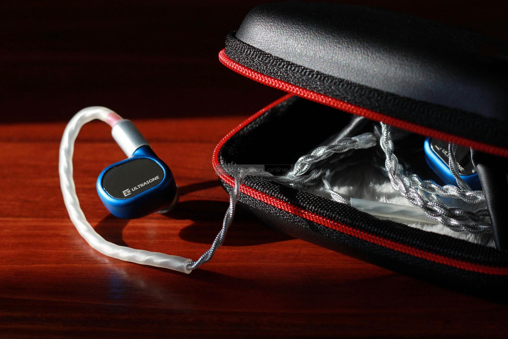 Ultrasone Saphire high end fülhallgató teszt