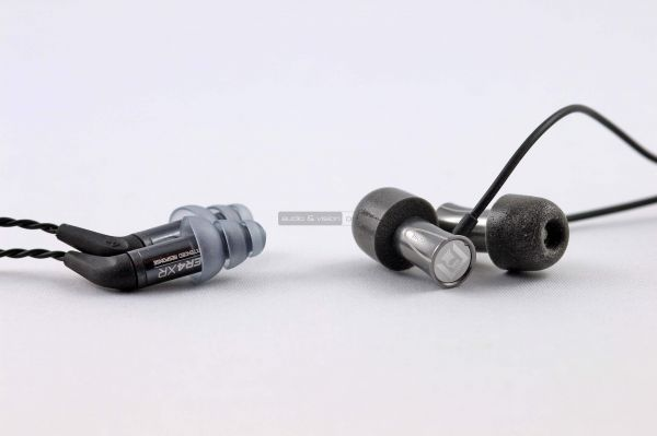 Ultrasone Tio és Etymotic ER4XR fülhallgatók