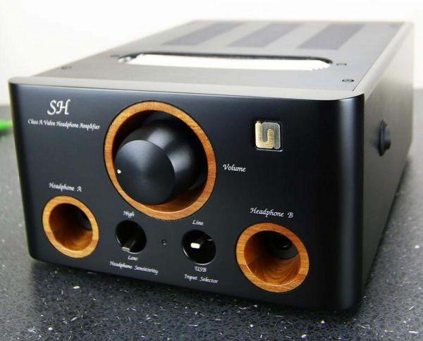Unison Research SH fejhallgató erősítő