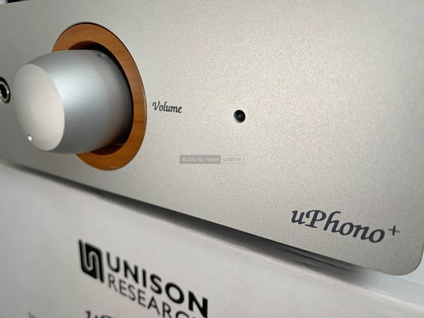 Unison Research uPhono plus phono előerősítő
