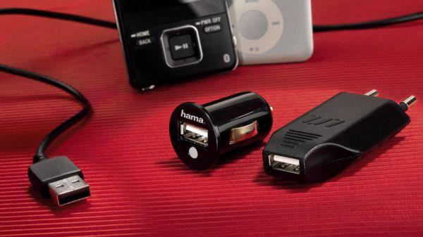 Hama USB töltők