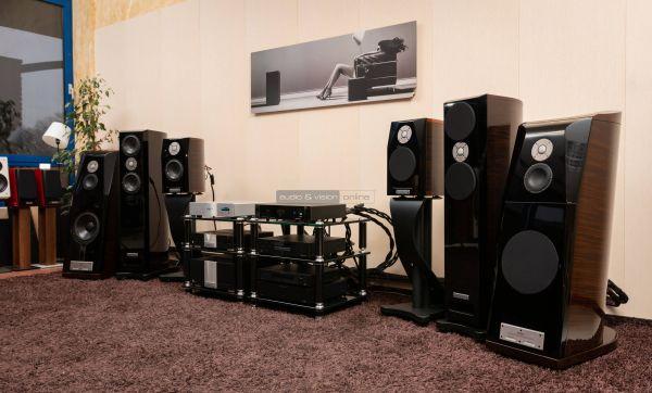 Usher Audio TD-10 hangfal