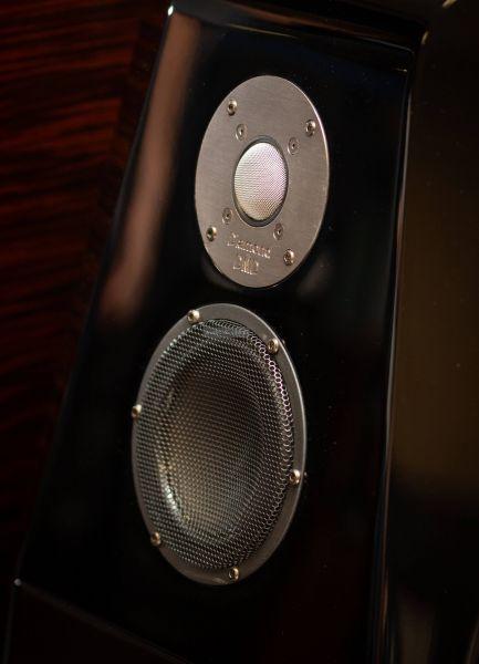 Usher Audio TD-10 hangfal hangszórók